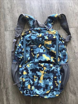 Waterproof blue camo backpack for Sale in Tampa, FL