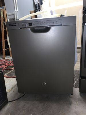 GE Slate Gray Dishwasher for Sale in Commerce City, CO