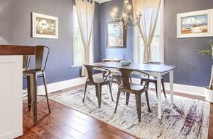 Dining or kitchen table and chairs, bar stools for Sale in Denver, CO