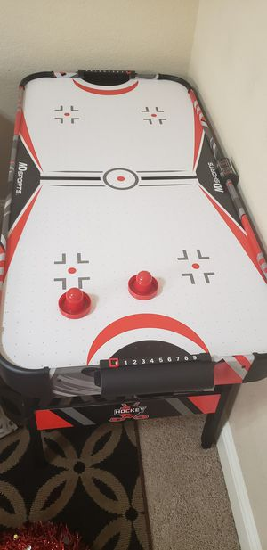 Foldable Air powered Hockey Table for Sale in Plano, TX