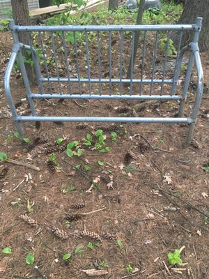 Traditional double-sided galvanized steel bike rack for Sale in Townsend, MA