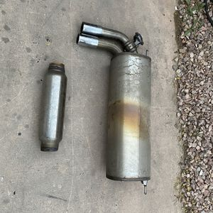 BMW 4 Series Muffler And Resonator for Sale in Las Vegas, NV