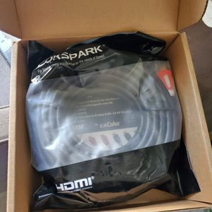 HDMI 45ft Cable High Speed for Sale in Los Angeles, CA