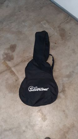 Silverstone Guitar Bag for Sale in Wood Village,  OR