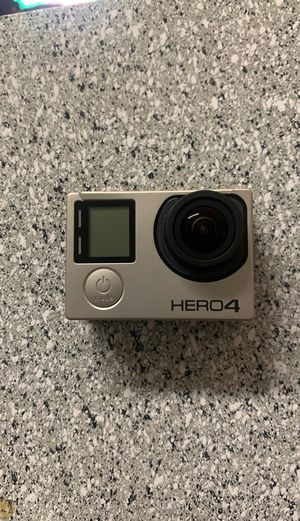GoPro Hero 4 for Sale in Charlotte, NC