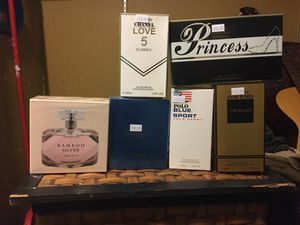 6 Perfumes for Sale in Dallas, TX