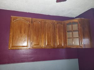 Kitchen cabinets by the piece for Sale in Philadelphia, PA