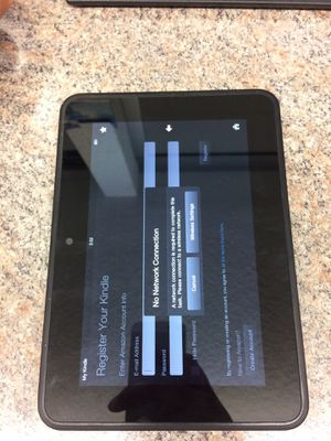 Amazon kindle fire HD 7 2nd generation nice and clean with charger for Sale in Boca Raton, FL