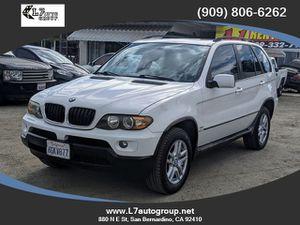 2006 BMW X5 for Sale in San Bernardino, CA