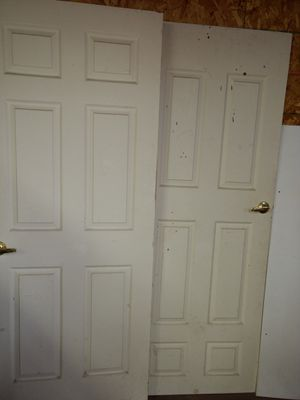"***"" Interior doors *** $20 for both (30"" and 32"") MUST PICK UP ASAP!!!! for Sale in Philadelphia, PA"