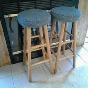 ☺ Two Nice Bar Stools for Sale in Austin, TX