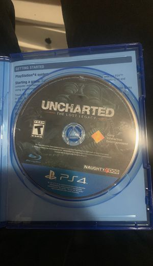 Uncharted the lost legacy for Sale in Oak Harbor, WA