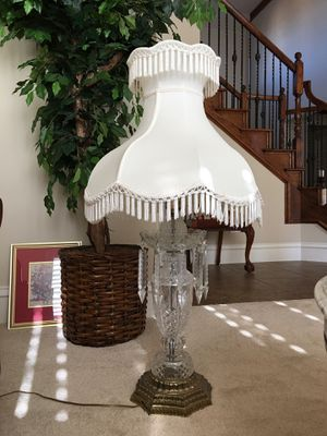 Victorian Glass Lamps for Sale in Frisco, TX