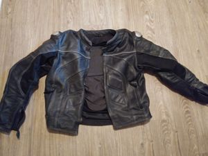 Motorcycle leather jacket and pants for Sale in Lilburn, GA