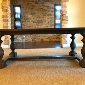 "Restoration hardware 17 century Monastery 84"" dining table for Sale in San Diego, CA"