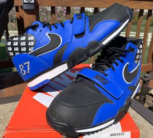 NEW MENS NIKE AIR TRAINER 1 BO JACKSON MID SOA SHOES SIZE 10.5 11 for Sale in Lewis Center, OH