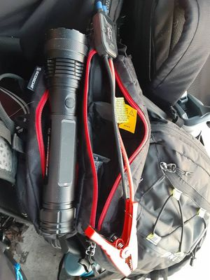 SCOSCHE Car jumper, phone charger, flashlight! for Sale in Redlands, CA