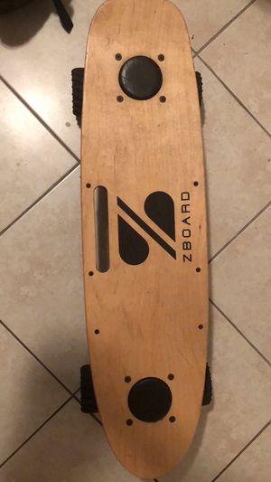 Z board - Electric skate board for Sale in Miami, FL