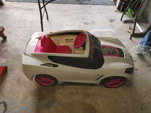 Power wheels corvette for Sale in Fort Meade, MD