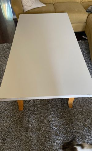 White table for Sale in San Diego, CA