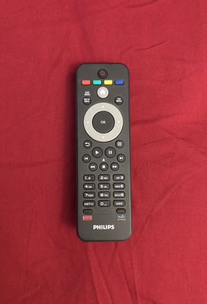 PHILIPS RC2820 Blue Ray remote control for Sale for sale  Long Beach, CA