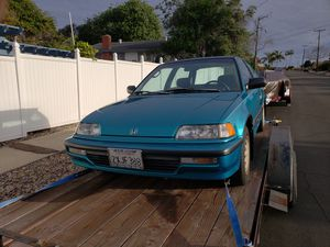1991 Honda civic dx for Sale in San Diego, CA
