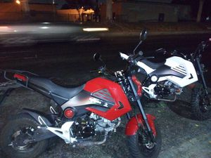Honda grom clone. 2017 Boom Vader 125cc for Sale in Los Angeles, CA