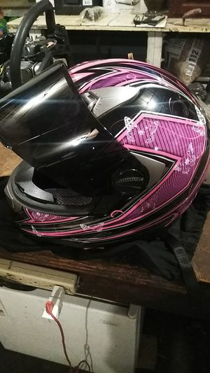Never used f motorcycle helmet for Sale in Evansville, IN