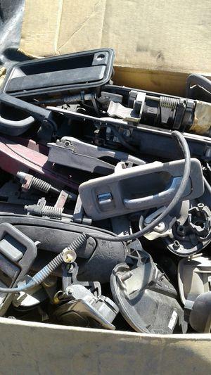 Door handles car truck van suv misc Chevy Honda Ford take all for Sale in Long Beach, CA