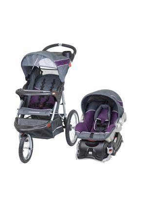 Jogging stroller & car seat travel system for Sale in Lansdowne, VA