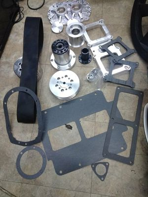 Blower supercharger parts/drivekits assy. for Sale in Whittier, CA
