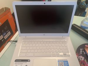 HP Chromebook 32GB storage BRAND NEW for Sale in Port Richey, FL