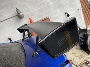 Subaru sti ra wing oem part out for Sale in Alexandria, VA
