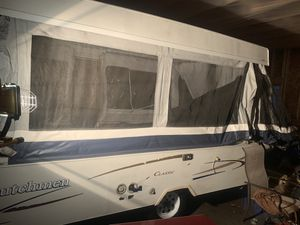 Pop up ,trailer, or ice shack for Sale in Kimberly, WI