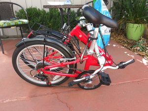 "Folding bike ""vilano"" aluminiun for Sale in Concord, CA"