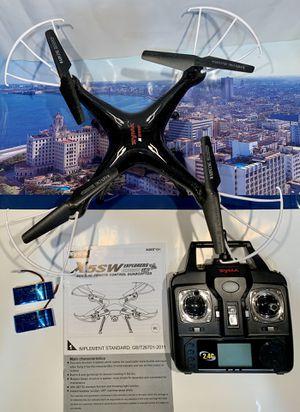 SYMA 5SW EXPLORERS GYROSCOPE 2.4G - 4CH REMOTE CONTROL QUADCOPTER DRONE for Sale in Miami, FL