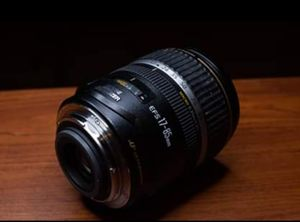 Canon 17-85mm efs lens for Sale in Berrien Springs, MI