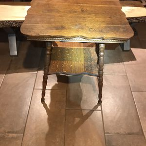 Vintage Wood Table for Sale in North Bend, WA