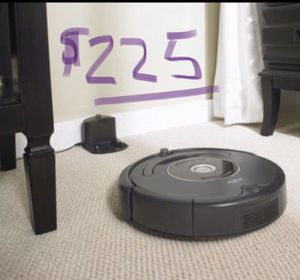 Brand new, still in box, iRobot Roomba 650 vacuum. Pd $325 + taxes, selling for $225 for Sale in Scottsdale, AZ