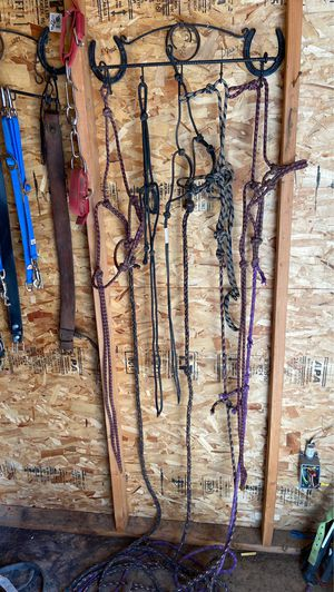 Vinyl halter and lead ropes for Sale in Benton City, WA