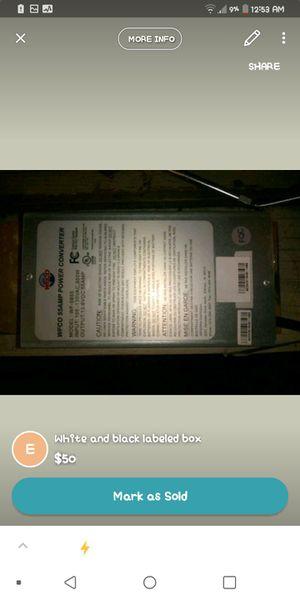 power converter for Sale in Elkhart, IN