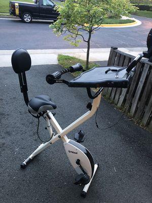 FitDesk stationary bike for Sale in West Springfield, VA