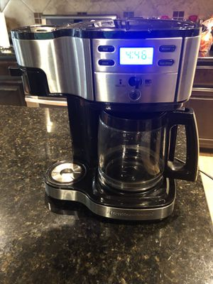 Hamilton Beach 2-Way Coffee Maker for Sale in Round Rock, TX
