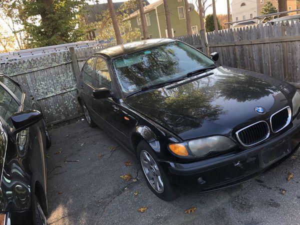 BMW e46 325xi 2003