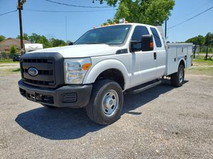 2015 ford f350 utility truck for Sale in Houston, TX