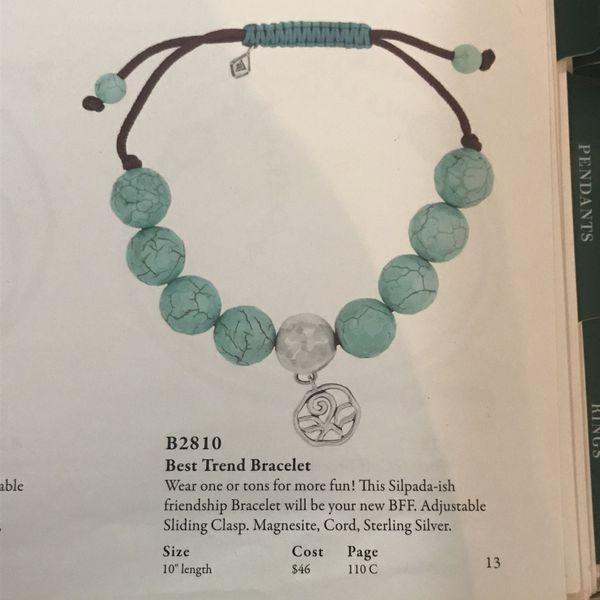 Silpada Best Trend Bracelet