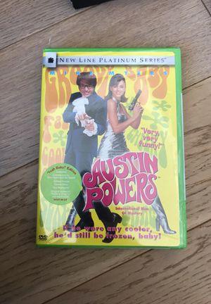 Austin Powers DVD for Sale in Seattle, WA