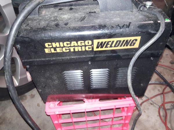 Vendo soldadadora marca Chicago
