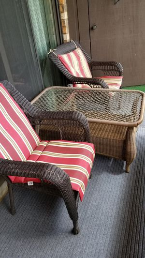 Patio furniture for Sale in Arlington Heights, IL