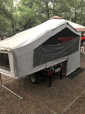 Aspen Motorcycle Tent Trailer for Sale in Mesa, AZ